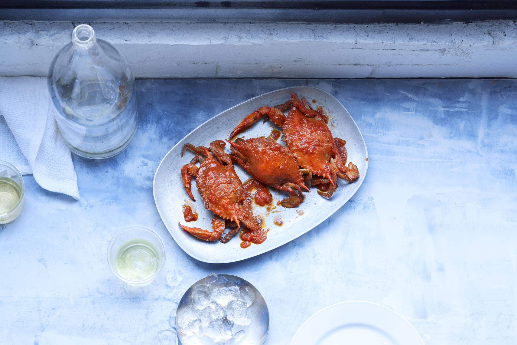 Crabs -Food Photography- © Aristo Studios