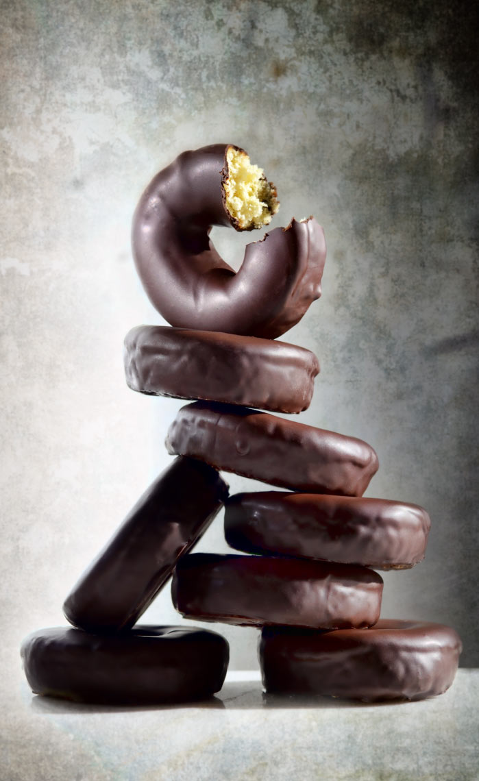 Donut Stack Food Beverage Photography- © Aristo Studios