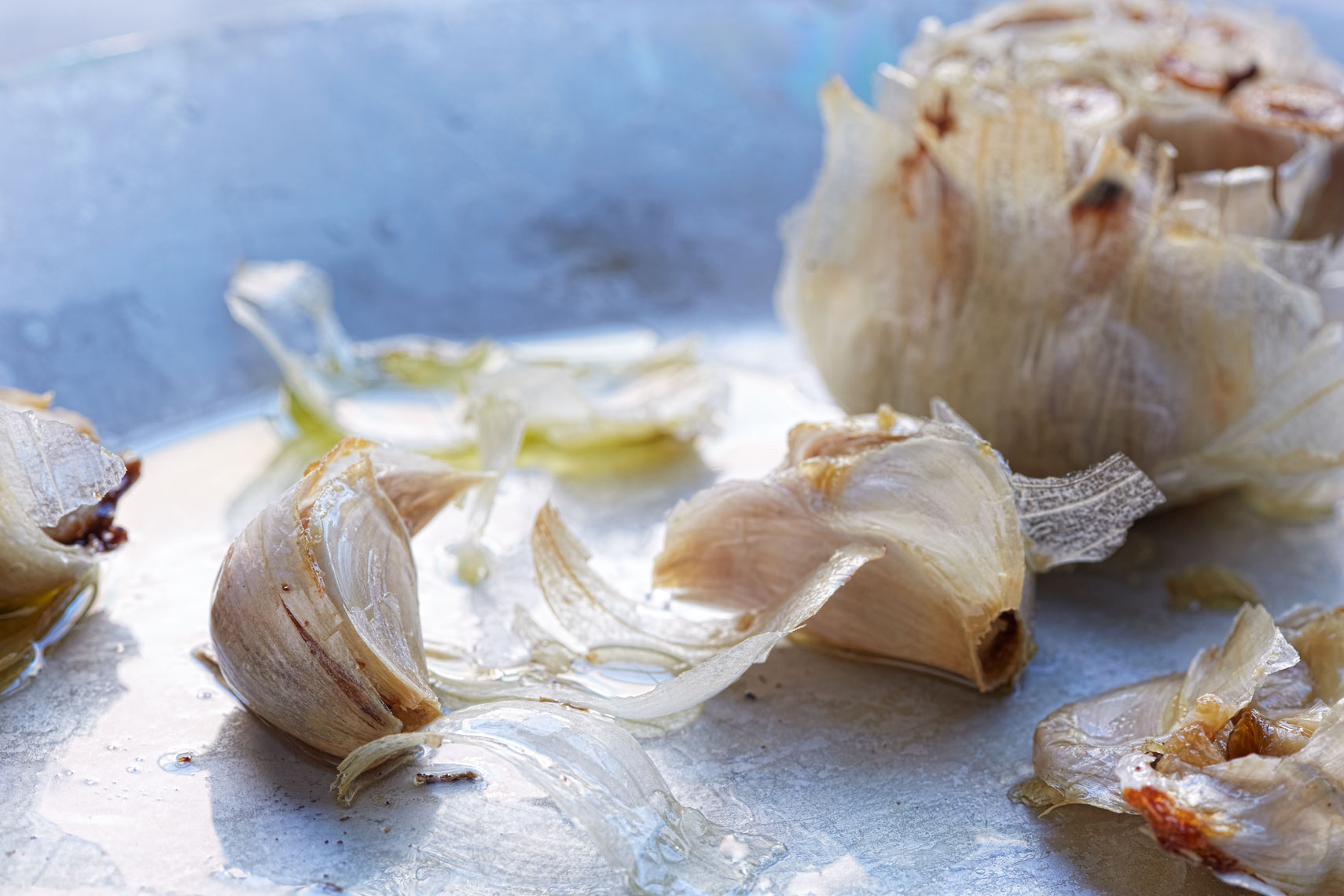 Garlic -Food Photography- © Aristo Studios