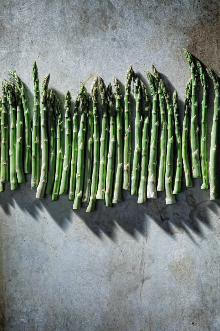Asparagus  - Beverage Food  Photography- © Aristo Studios