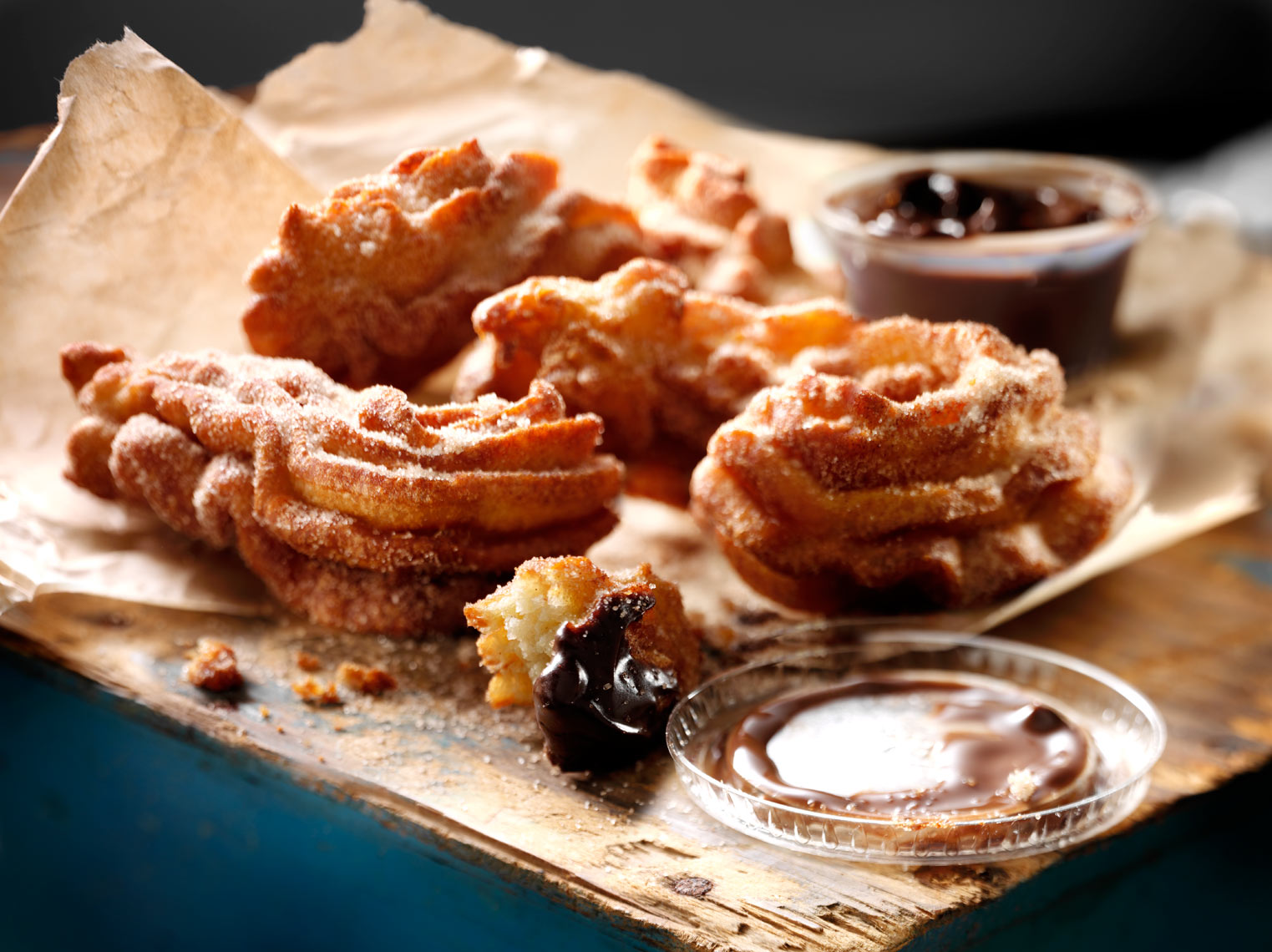 Churros Food Beverage Photography- © Aristo Studios