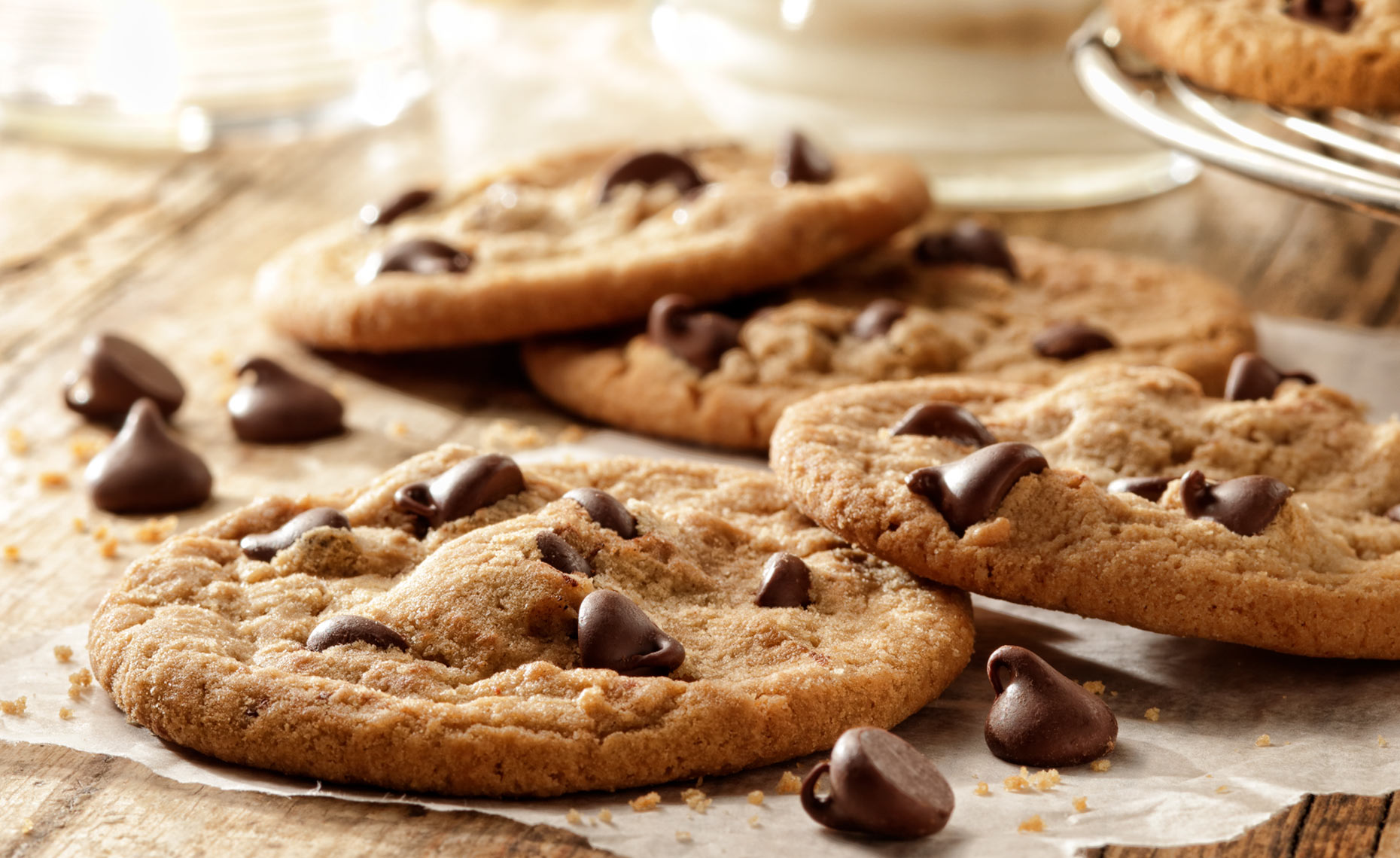 Chocolate Chip Cookies Food Beverage Photography- © Aristo Studios